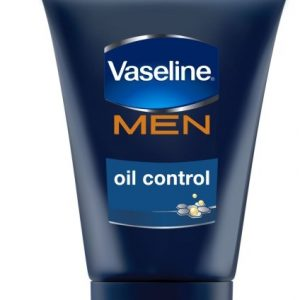 Vaseline Men Facial Wash Oil Control 100g